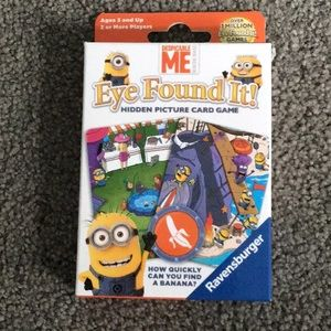 Despicable Me Eye Found It! Card Game RAVENSBURGER